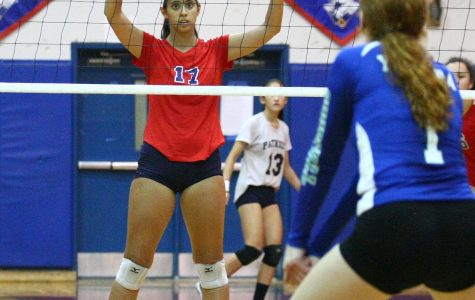 Girls' Volleyball: Team looks to rally after loss