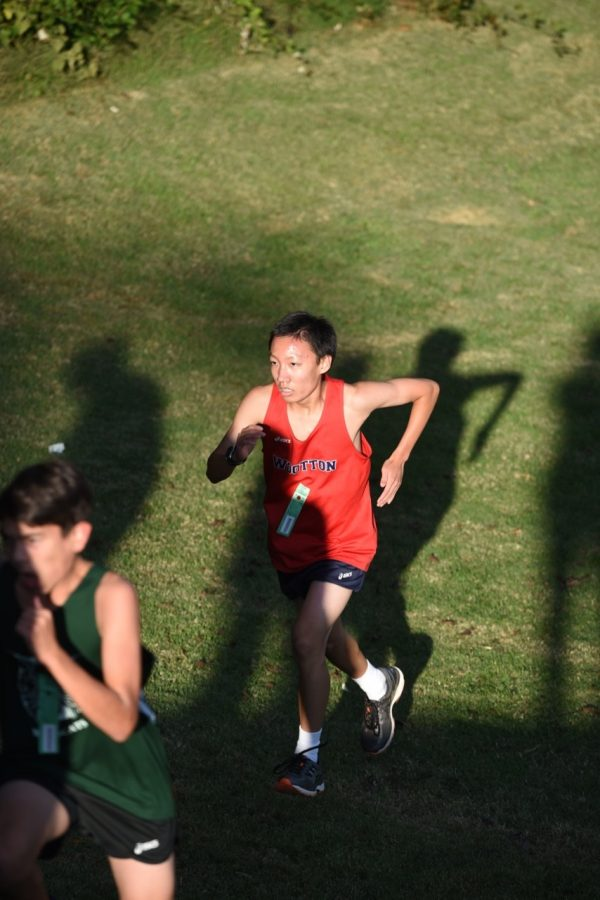 Cross Country: Riker sets new school record, team prepares for counties