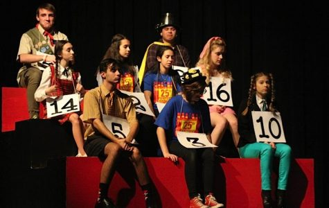 Winter musical considered witty, wonderful
