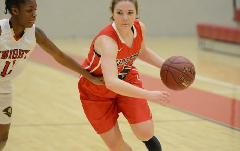Girls Basketball: Tumultuous year leaves team uncertain before playoffs