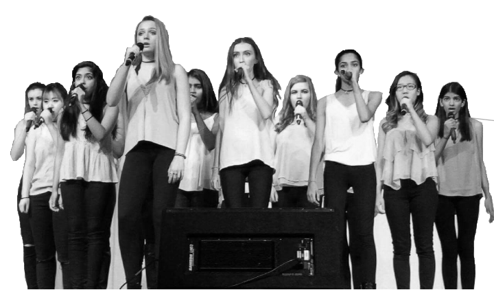 A capella groups take on ICHSA competition, gain valuable experience