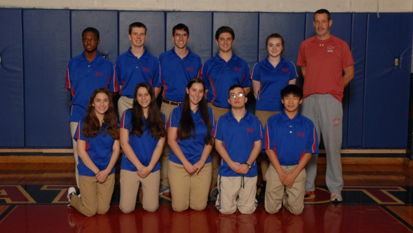 Bocce team wins counties, progresses to states