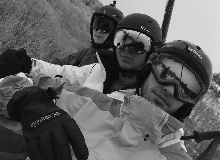 Students enjoy  adventures on Canada ski trip