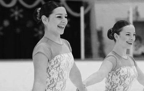 Dina Sapiro skates to victory
