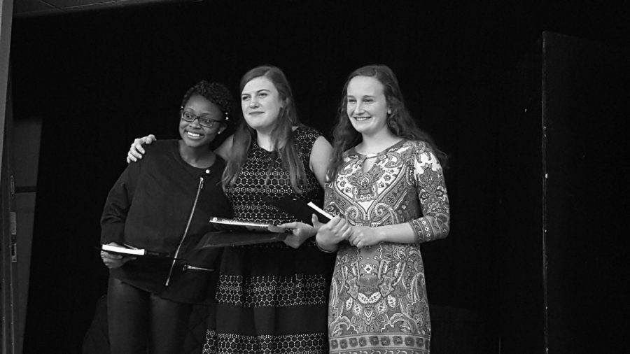 Natasha Mukuka stanza strong in Poetry Out Loud