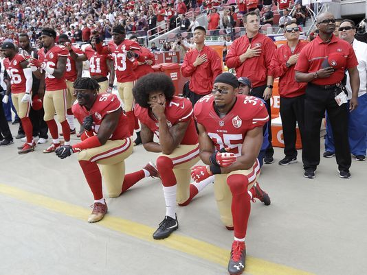 To kneel or not to kneel: Divisive protest method has everyone taking sides