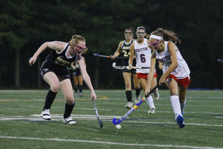 Field Hockey: Season ends after playoff loss