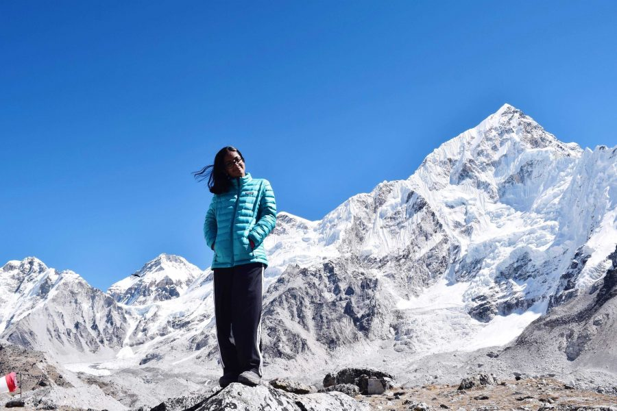 Selvaraj takes time off to climb Mount Everest