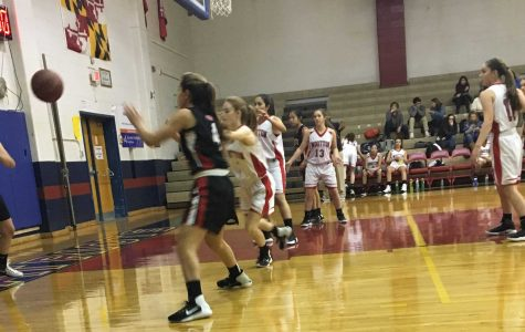 JV Girls Basketball: Girls continue disappointing season
