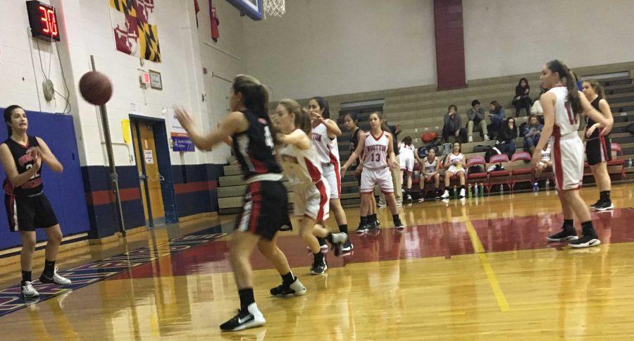 JV Girls Basketball: Girls continue disappointing season