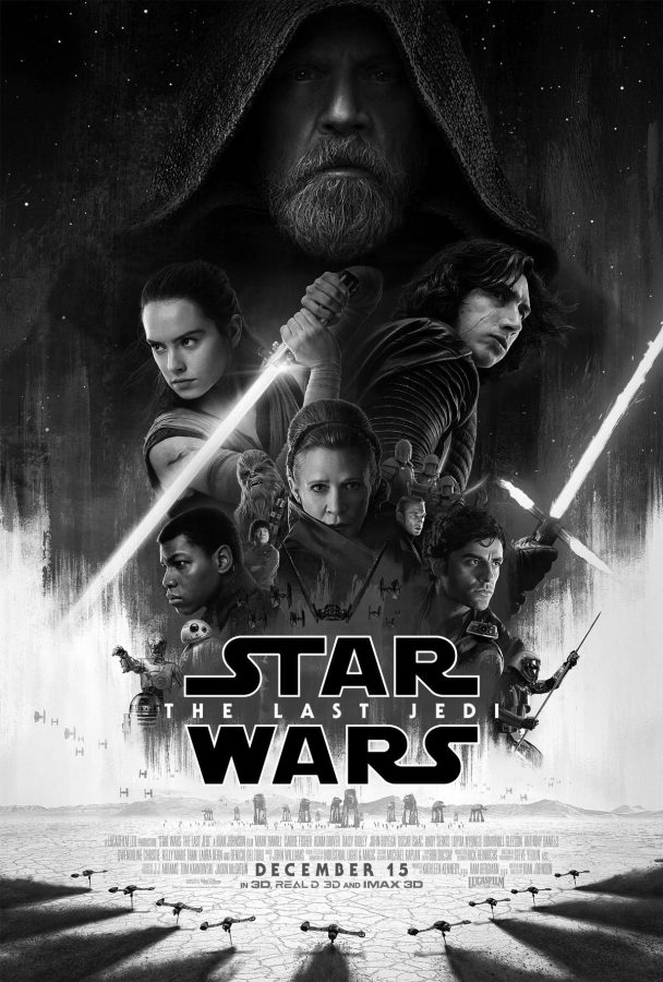Star+Wars+movie+franchise+expands%3B+Episode+XIII%3A+The+Last+Jedi+released