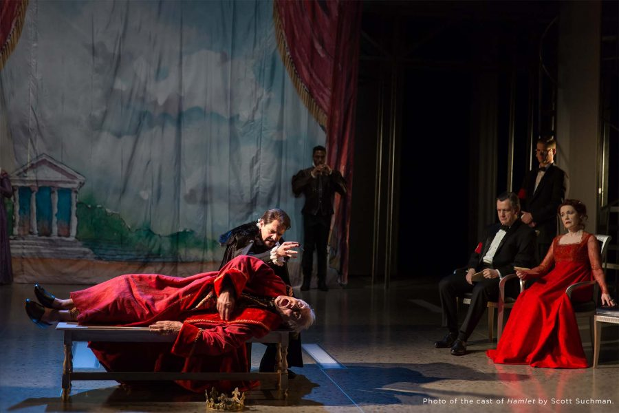 ONLINE EXCLUSIVE:  Hamlet hits D.C.