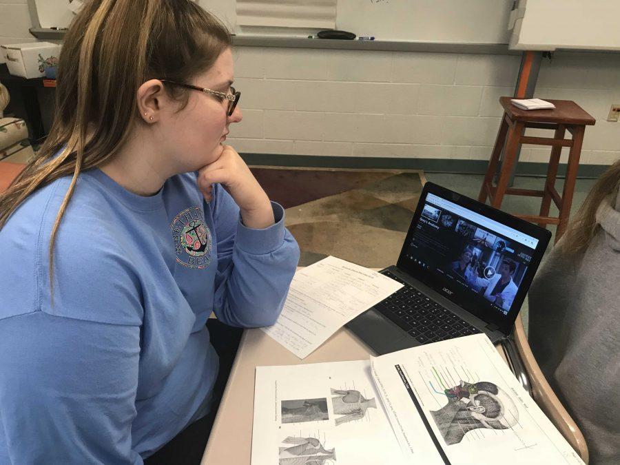 Classes reflect TV programs