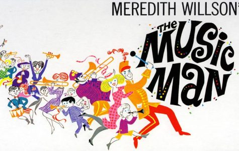 UNSPECIFIED - JANUARY 01:  (AUSTRALIA OUT) Photo of FILM POSTERS; Film poster for The Music Man  (Photo by GAB Archive/Redferns)