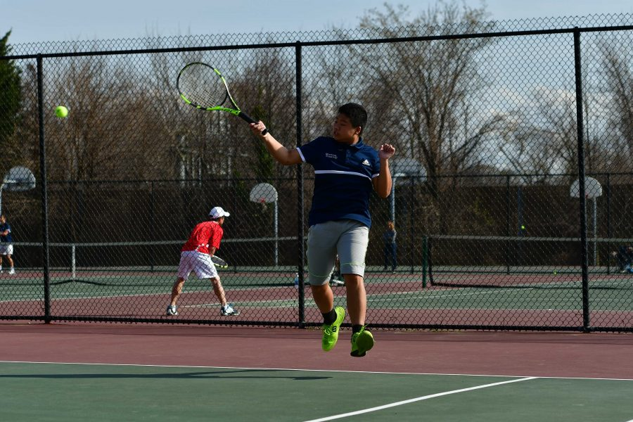 Boys+Tennis%3A+Dominating+first+scrimmage+leaves+high+hopes+for+rest+of+season