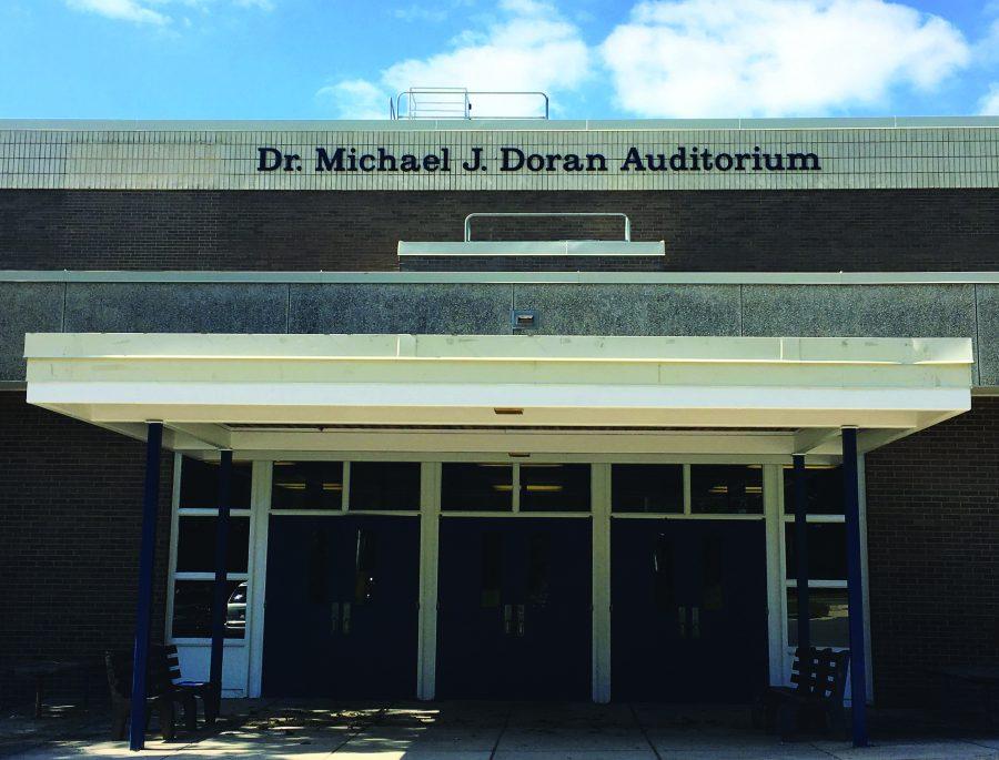 Administration honors former principal
