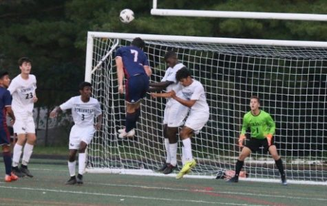 Soccer remains undefeated;  besting reigning state champs