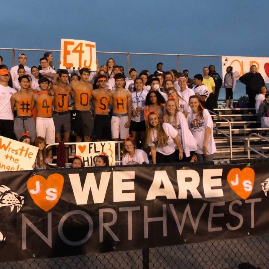Northwest student killed in collision