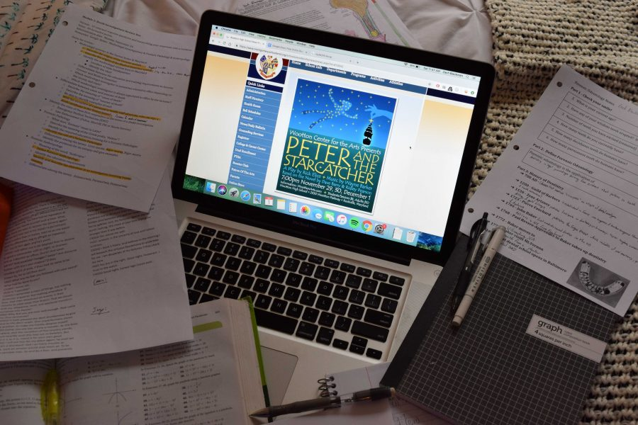 Students+struggle+balancing+theater%2C+schoolwork