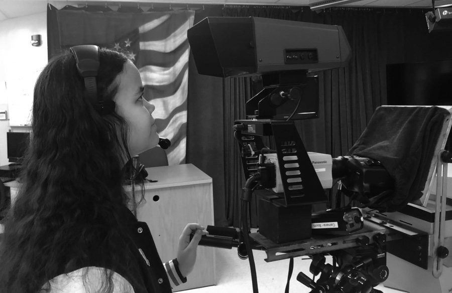 Kenny Jacobs shares his passion, dedication for TV internship program