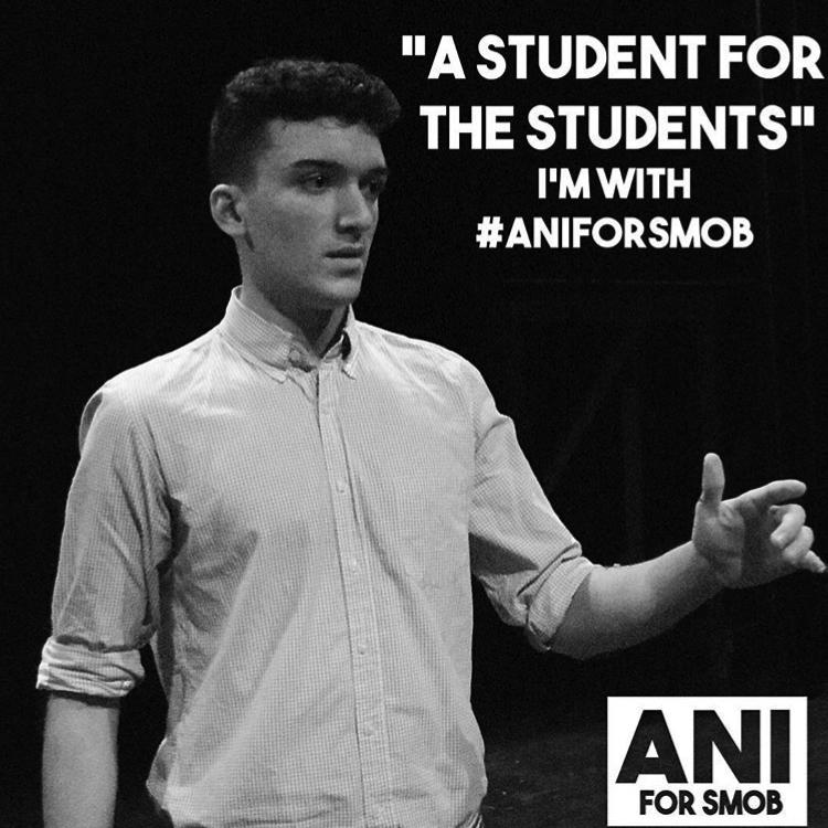 Ani Ayyagari hopes to create change
