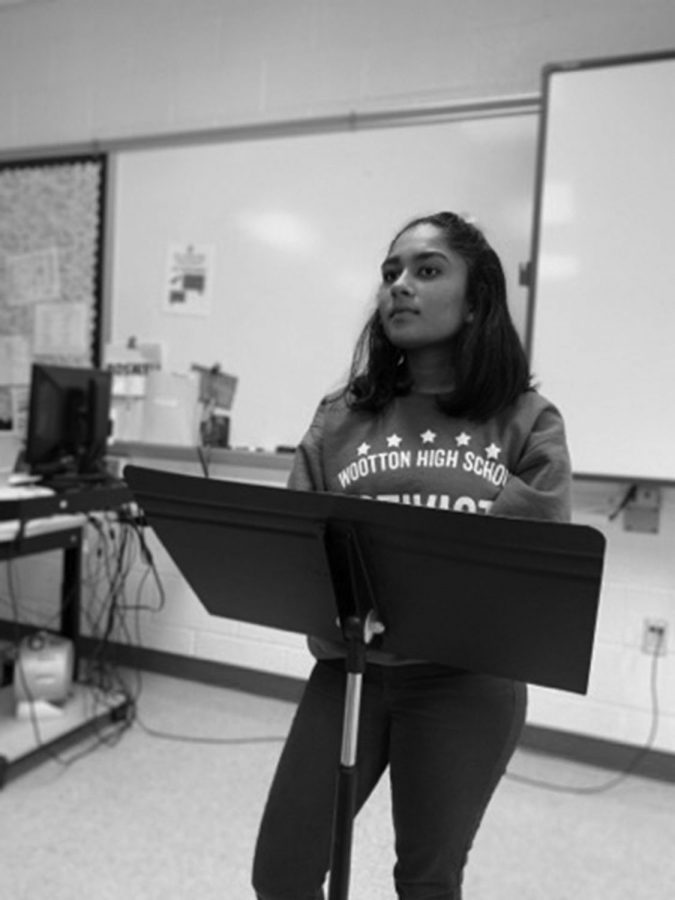 Forensics team prepared, practiced pieces for long-awaited county final