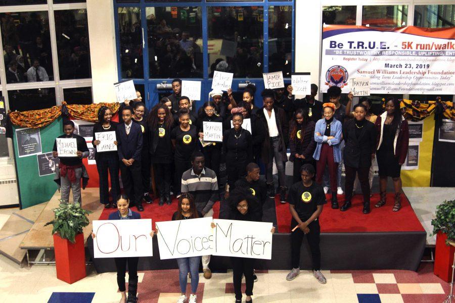 BSU+celebrates+black+history