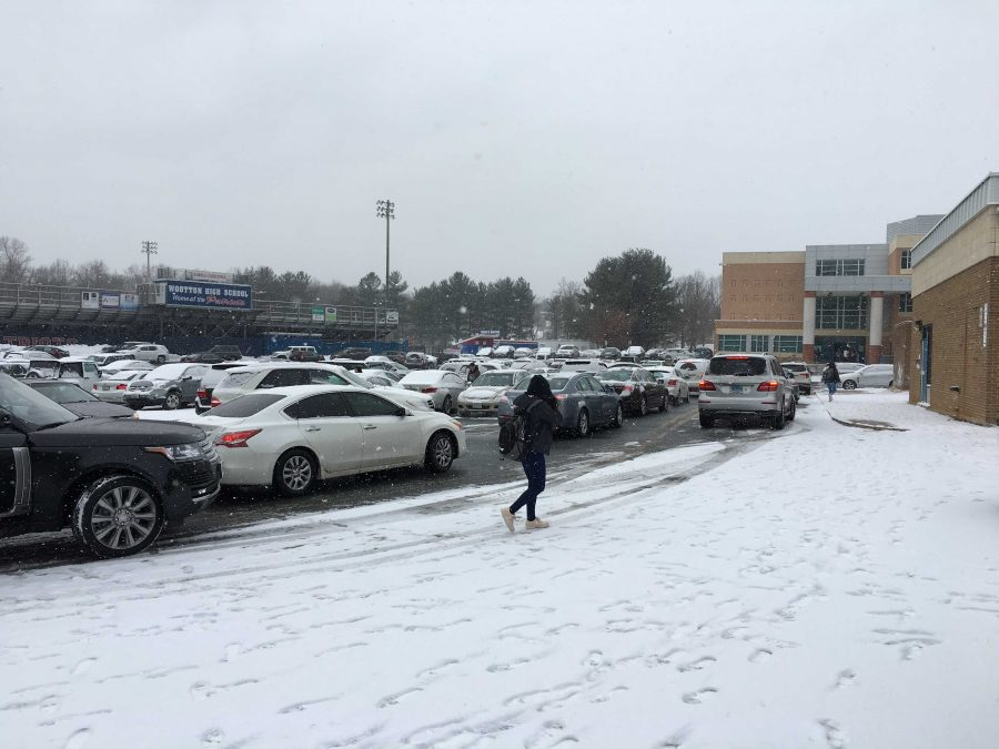 Online Exclusive: School calendar affected by snow days