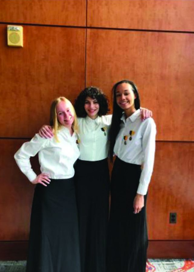 Online Exclusive: All State chorus weekend takes place