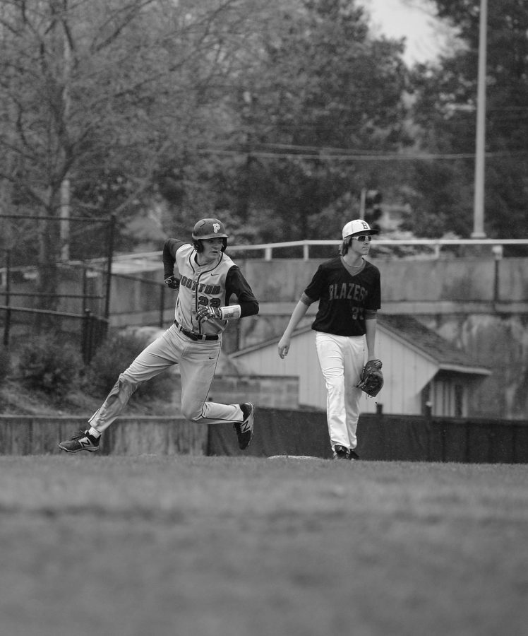 Boys' JV baseball exceed expectations with season full of winning
