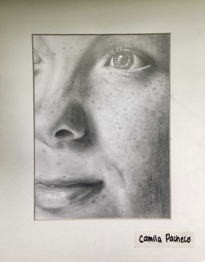 Students find permanent place for art portfolios