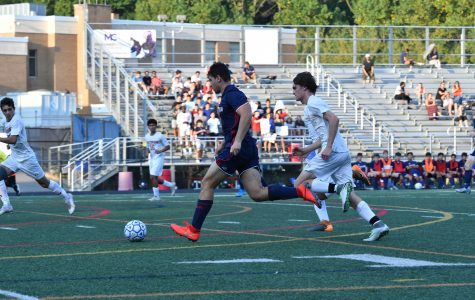 Soccer remains undefeated halfway through season