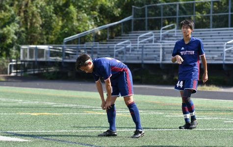 JV boys' soccer looks to win big against QO