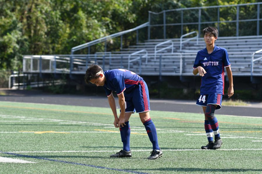 JV boys' soccer looks to win big against QO