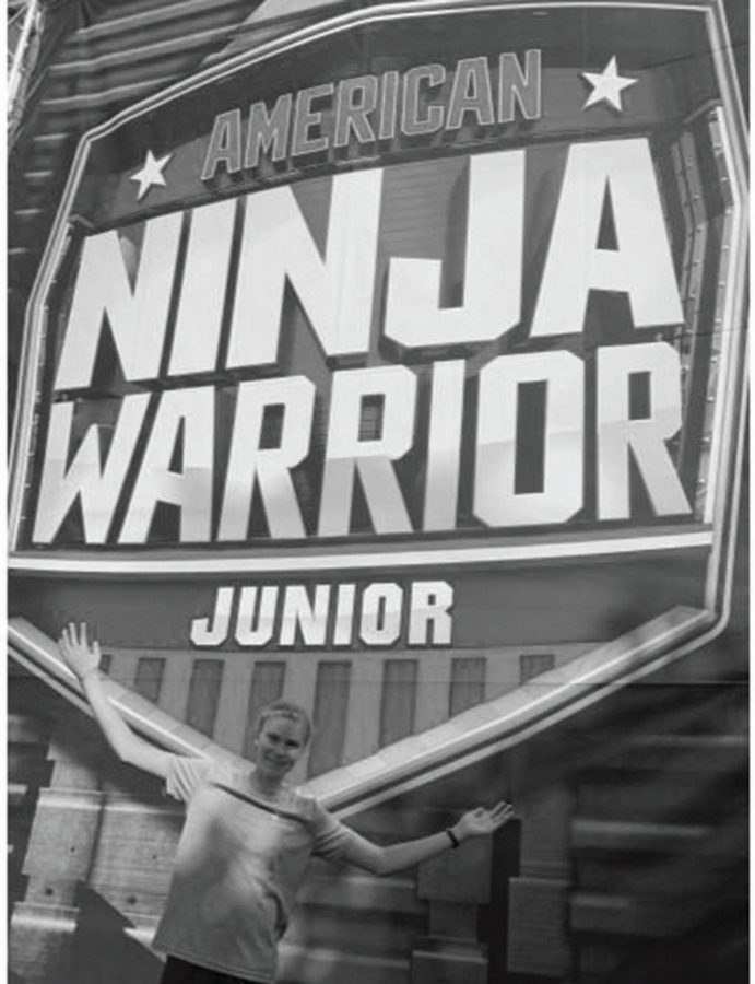 Karen Potts trains to become American Ninja Warrior Junior champion