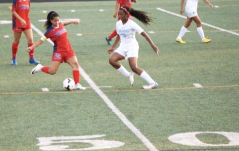 JV girls' soccer fights to tie Sherwood, RM