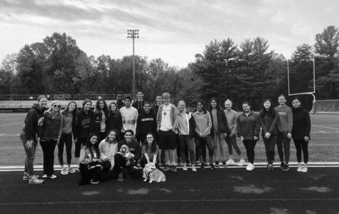 National Honors Society holds annual Walk for the Homeless Oct. 26