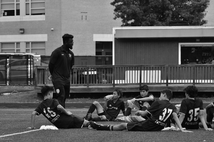 JV boys' soccer finishes, reflects on fun-filled, successful season