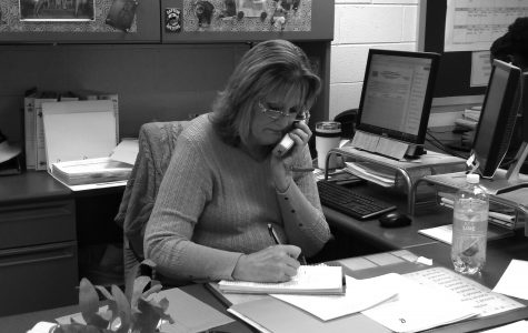Second semester teacher change explained by administration