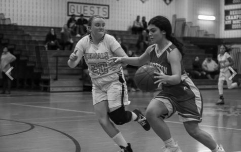 JV girls' basketball strives to deliver comeback season