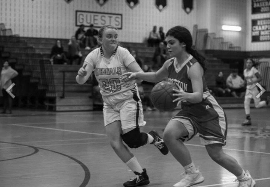 JV girls' basketball strives to deliver comeback season