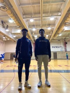 Online Exclusive: Bayibamba brothers help the basketball team shine