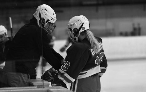 Despite off season, JV hockey sees bright future