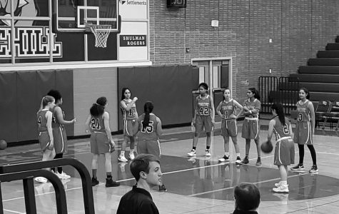JV girls' basketball looks to recover following tough loss against Churchill