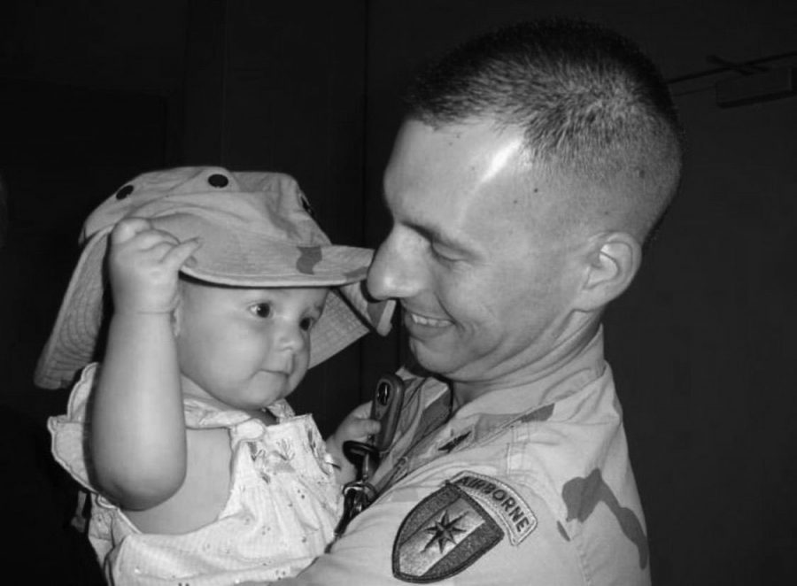 Life through the eyes of military children, more than it may seem to be