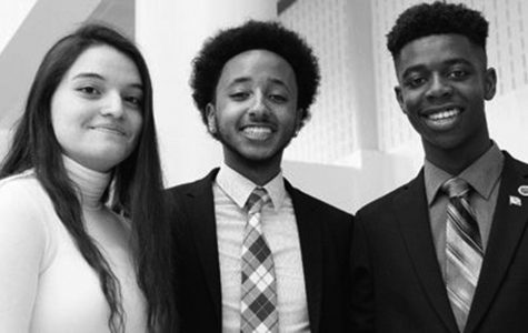Victoria Kidder, Nick Asante chosen as SMOB nominees