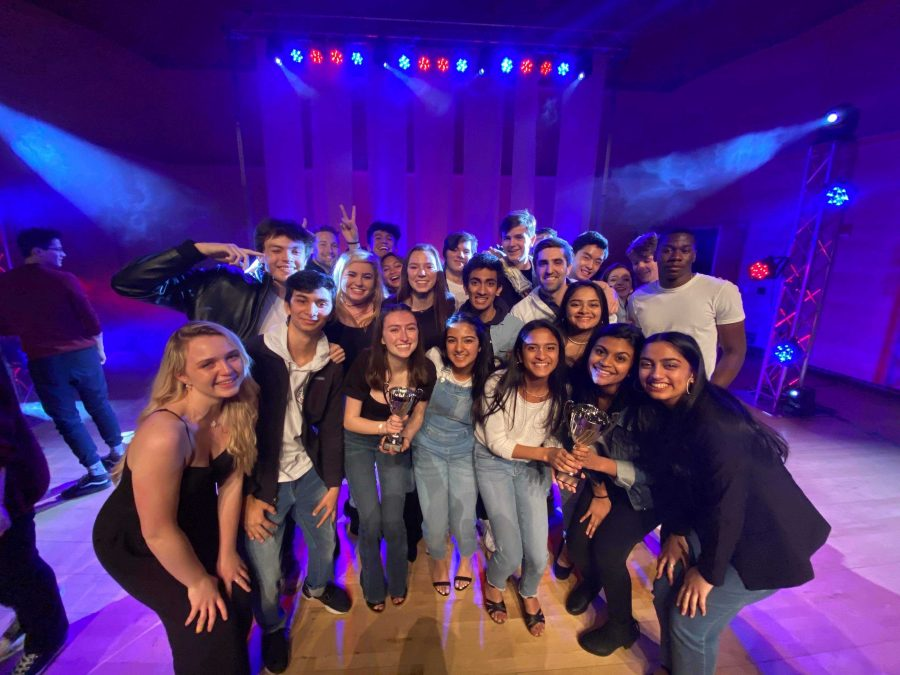 Acatonics hit right note at SingStrong competition in New York, win first place