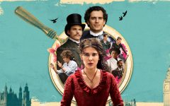New poster for Enola Holmes movie on Netflix