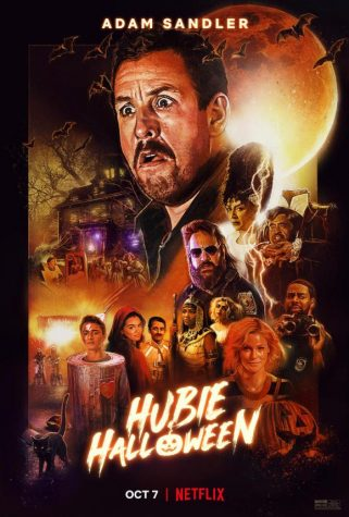 """Hubie Halloween"" was released Oct 7 on Netflix."