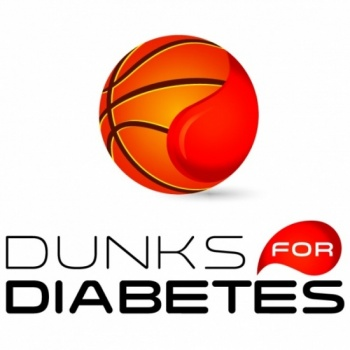 This nonprofit organization has been around for eight years. It raises awareness about diabetes and raises money for research through the game of basketball.